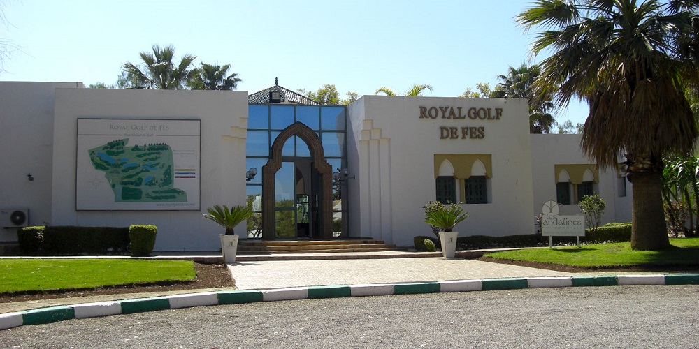 Le Royal Golf de Fès.