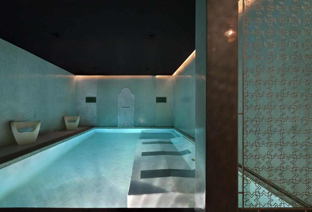 La piscine du Riad Nashira.