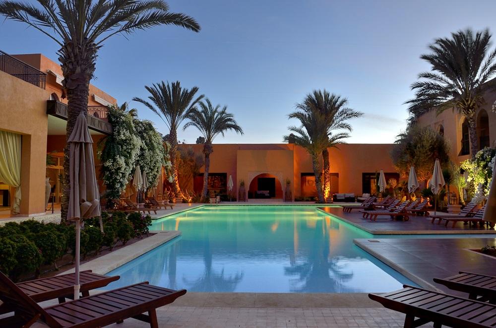 hôtel avec piscine au golf du soleil