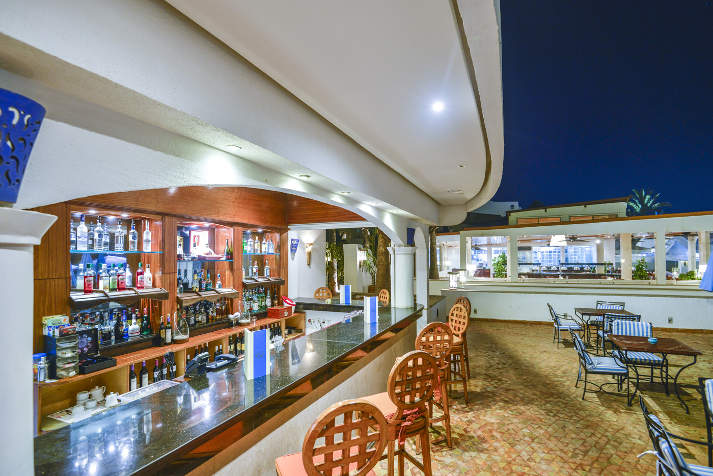 Le Rock Bar.