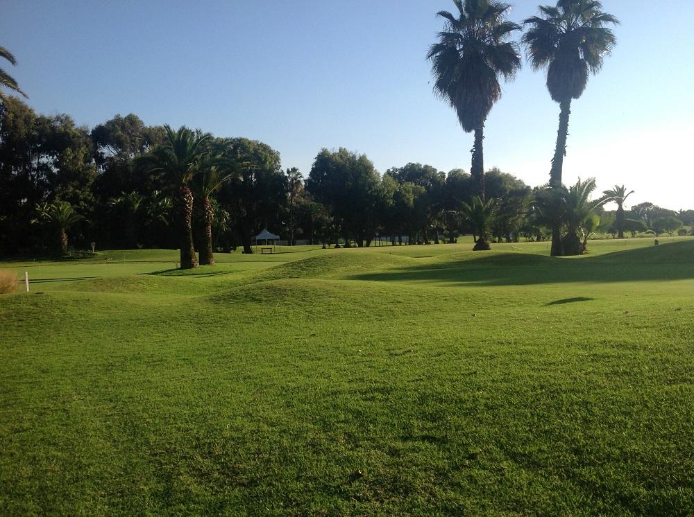 Parcours du Royal Mohammedia
