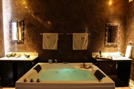Le spa de l'hôtel le Tikida Beach.