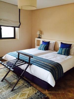 Chambre double au Samanah Resort