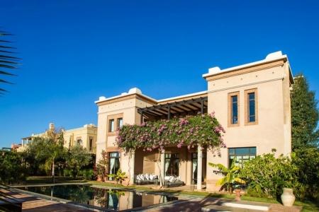 Villa au Samanah Resort