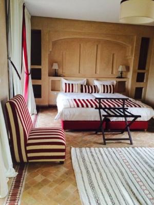 Une chambre du golf de Samanah.