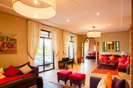 Salon du Samanah Resort