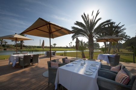 restaurant au golf du soleil