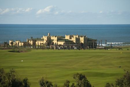 La vue du golf d'El Jadida Royal.