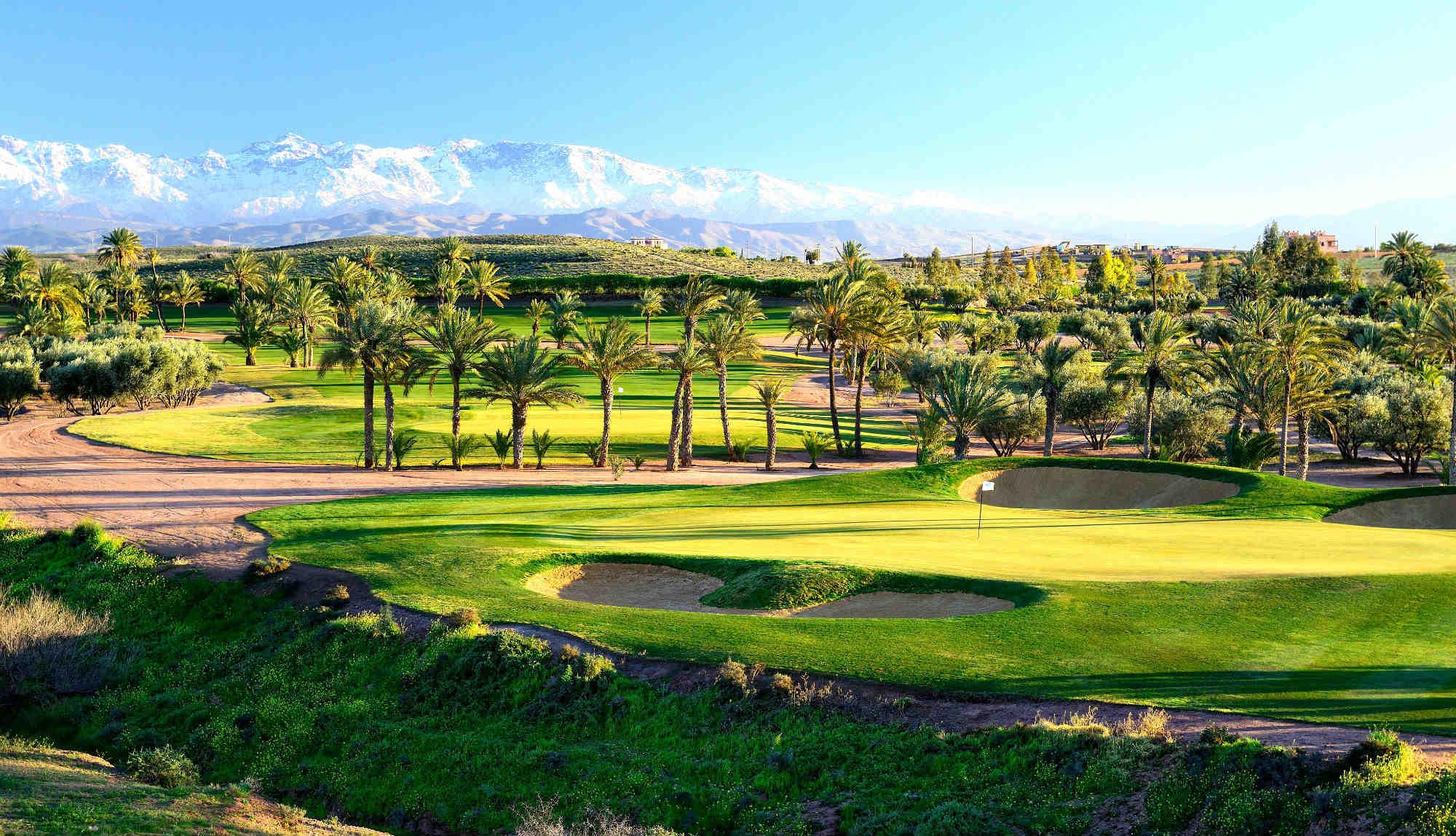voyage maroc golf