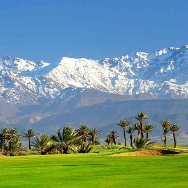 Séjours de golf au Maroc