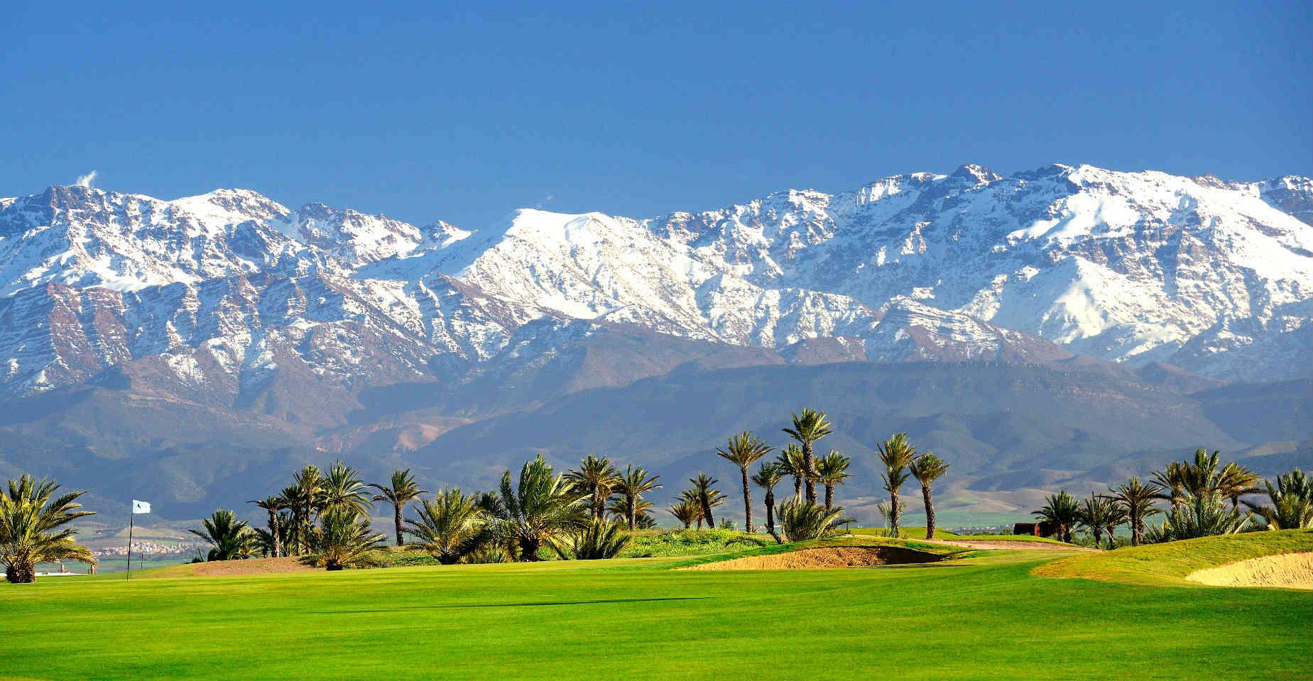 les meilleurs golfs de marrakech au maroc. Black Bedroom Furniture Sets. Home Design Ideas