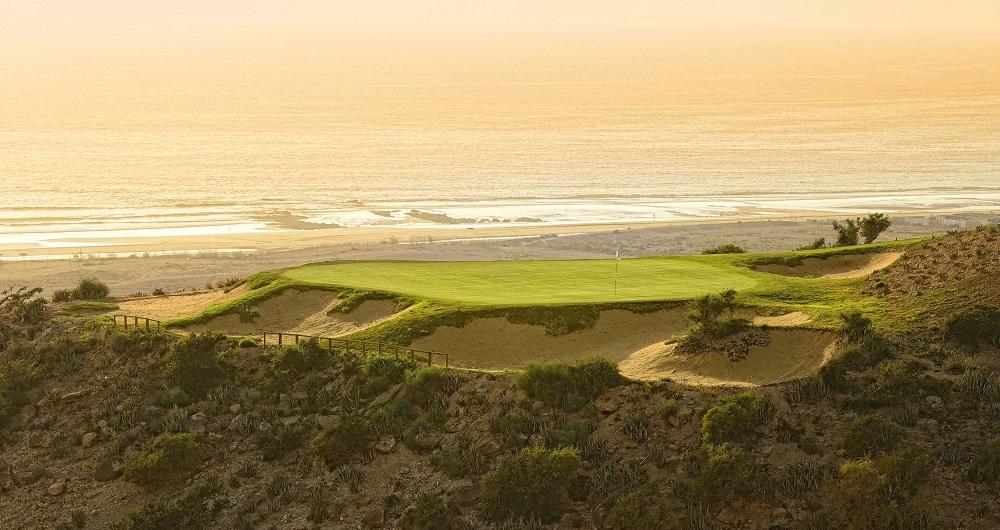 golf de Tazegout au Maroc à Agadir
